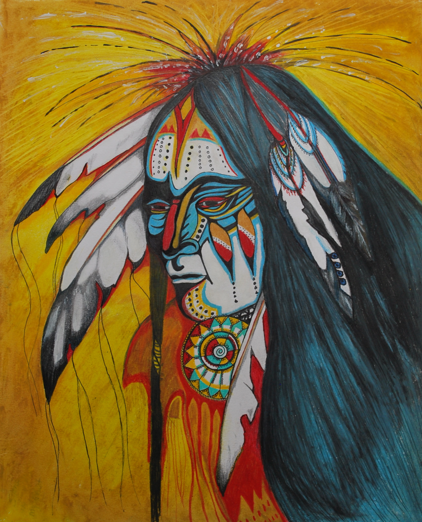 Woodlands tribal artists association to promote a for Native arts and crafts